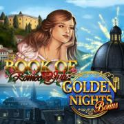 Book of Romeo and Julia Golden Nights